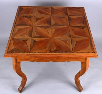 Dining Table - solid wood, cherry wood - 1870