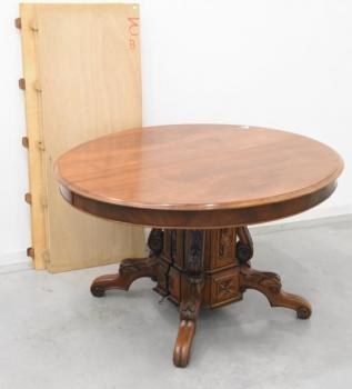 Extending Table - mahogany - 1890